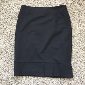The Limited Black Pencil Skirt Size 4!